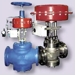 Tolde Regulating and control valves 7